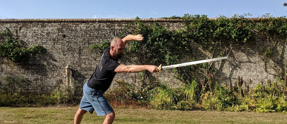 Benefits Of Martial Arts Weapons Training White Crane Online