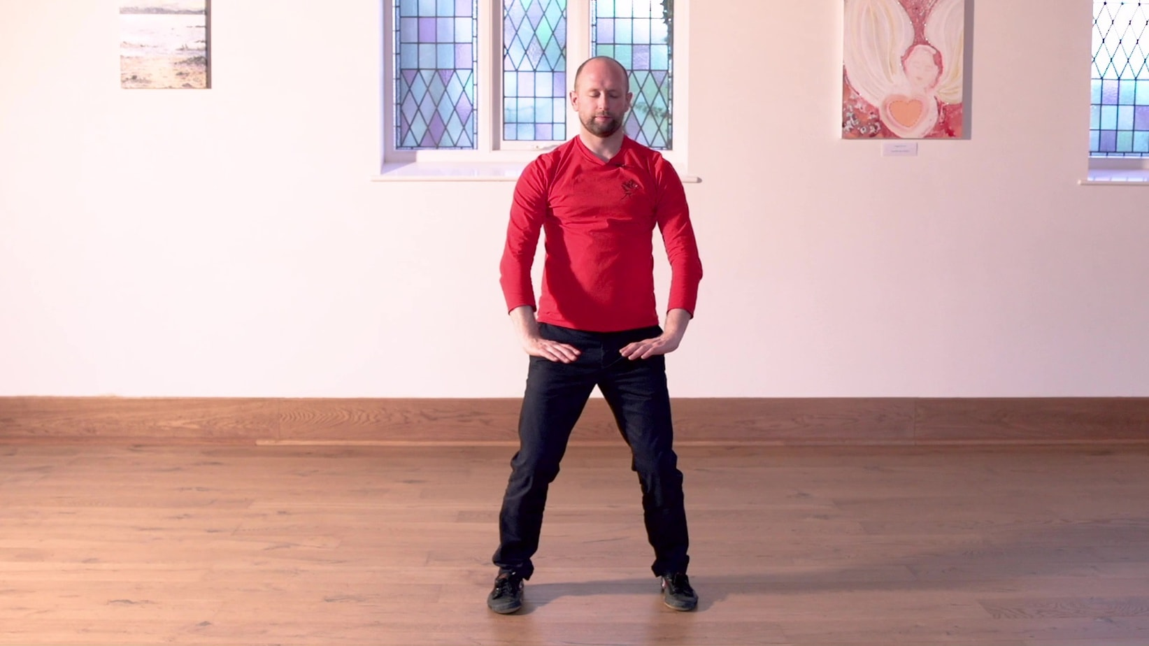 Qigong 9 Minute Exercise