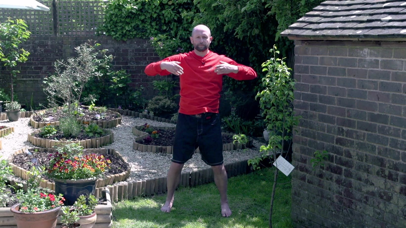 Qigong Outdoor Exercises