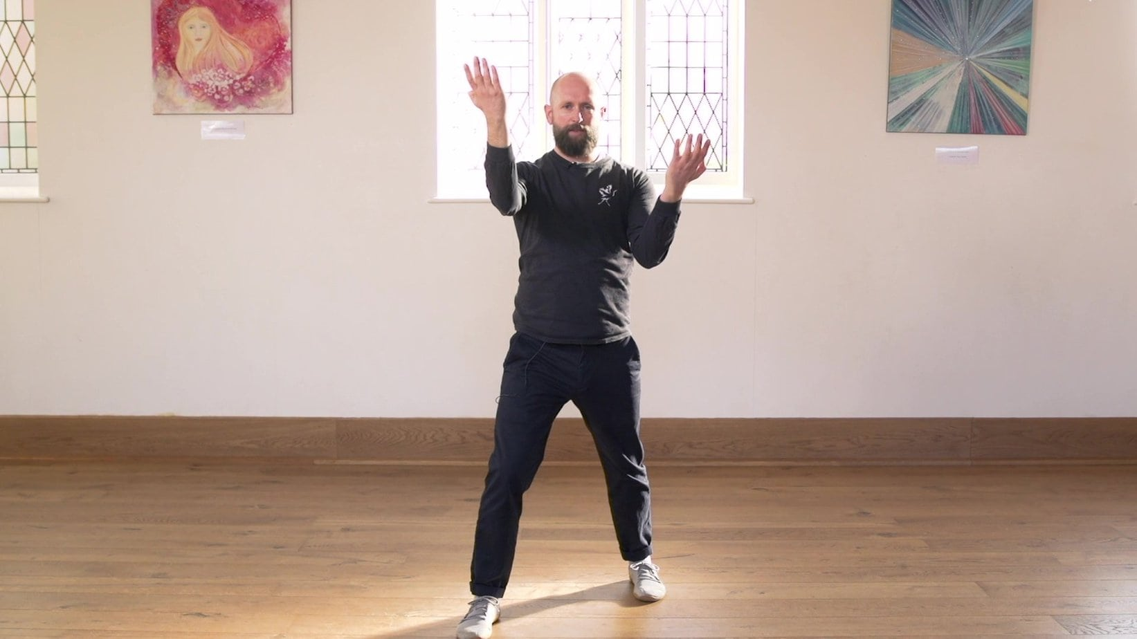 Tai Chi Follow Along - Breathing