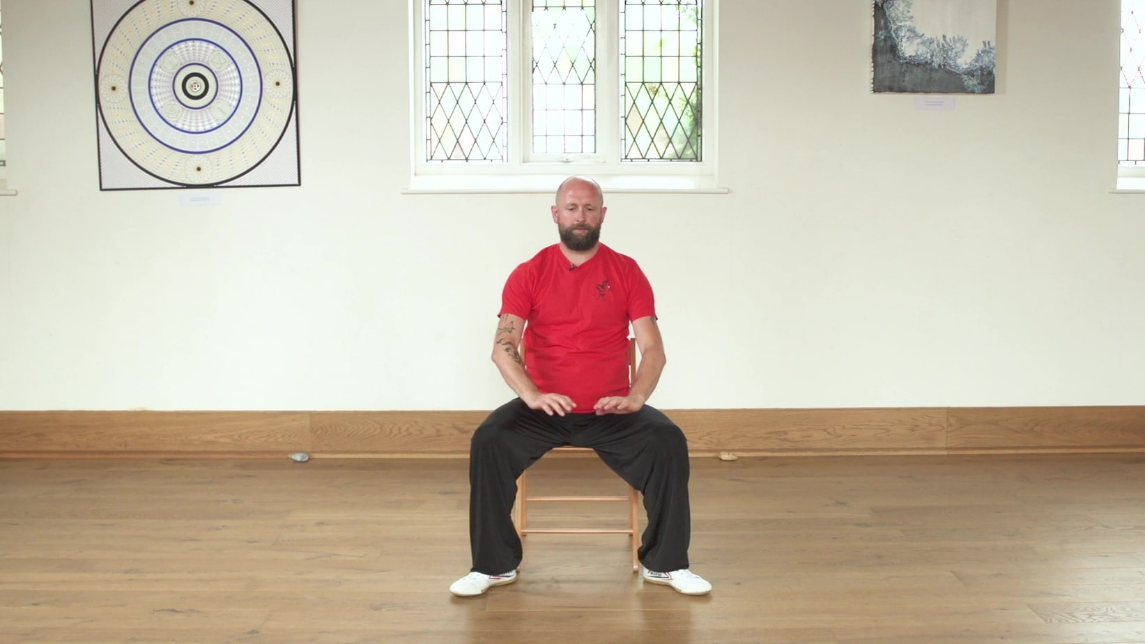 Seated Qigong Follow Along Lesson