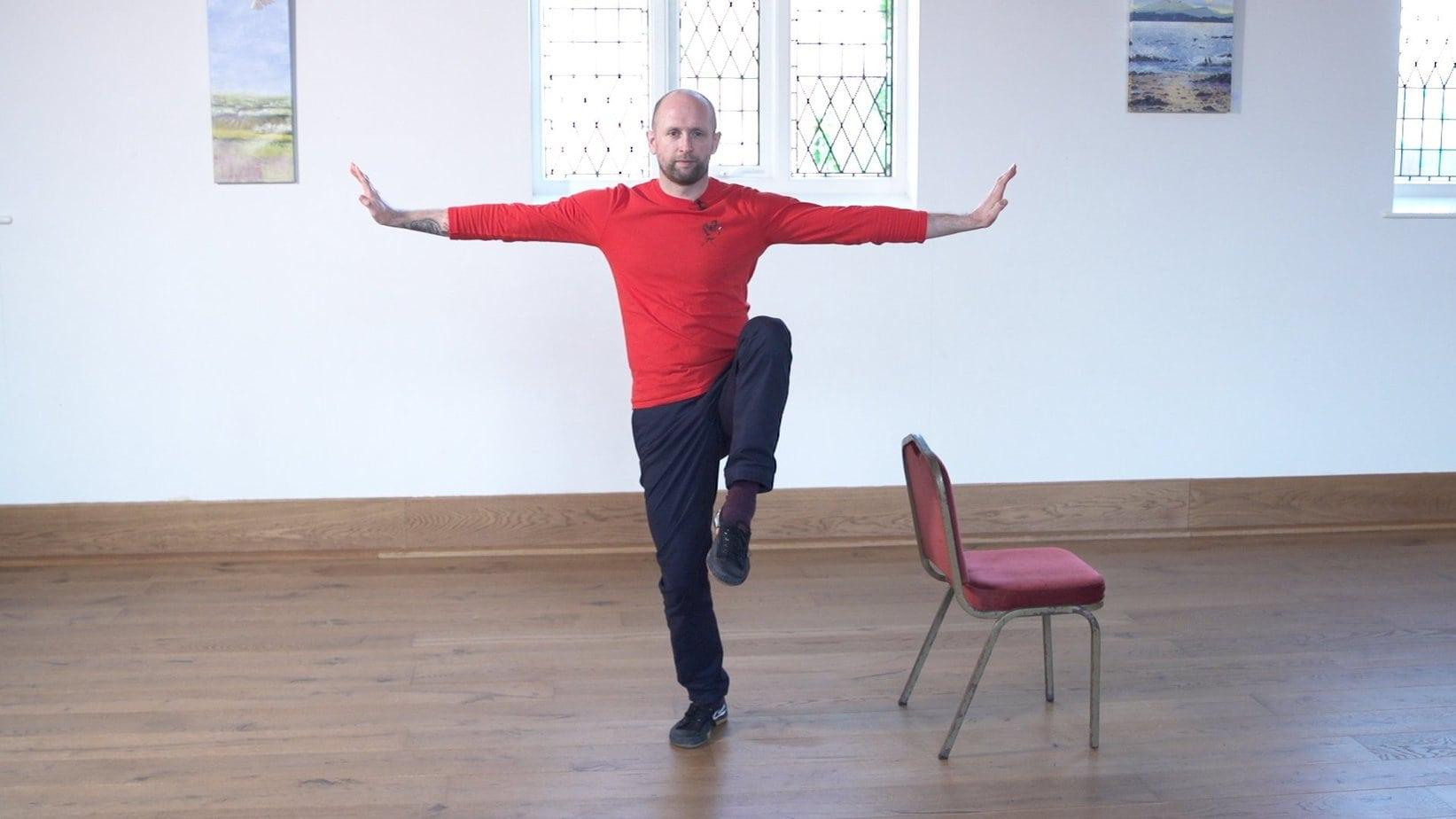 Balance Improvement Exercises