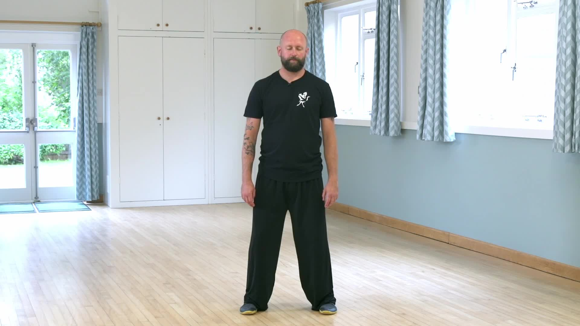Improve your balance with qigong